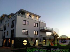 Futura Balkongeländer Neubau (1)