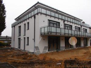 Futura Balkongeländer im Neubau (55)