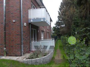 Futura Balkongeländer im Neubau (56)