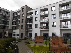Futura Balkongeländer im Neubau (58)